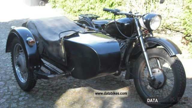 1993 Ural  650 Motorcycle Combination/Sidecar photo