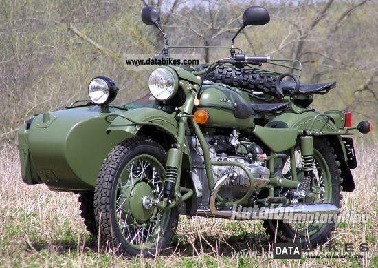2011 Ural  Ranger Motorcycle Combination/Sidecar photo