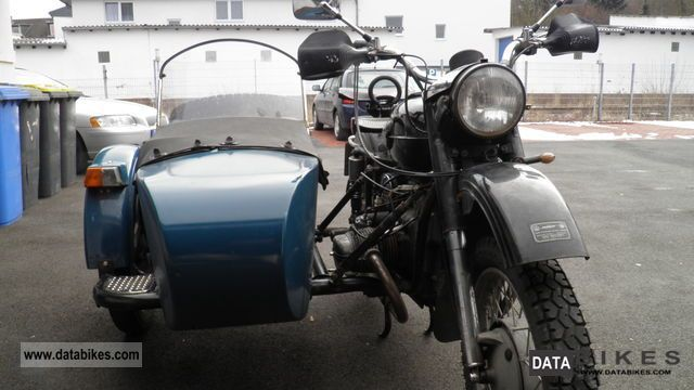 1999 Ural  IMS 8103-10 Motorcycle Combination/Sidecar photo