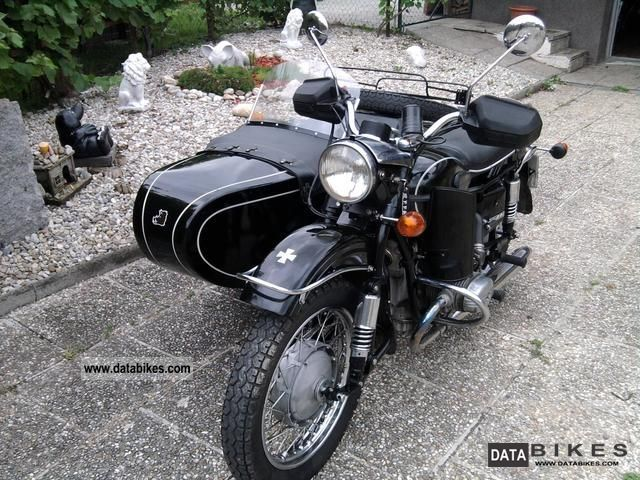 2000 Ural  650 tourist Motorcycle Combination/Sidecar photo