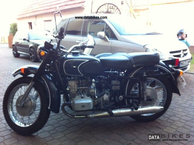 1993 Ural  Dnepr Motorcycle Combination/Sidecar photo