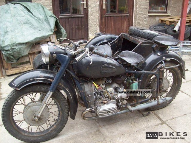 Ural  N / 650 1975 Vintage, Classic and Old Bikes photo