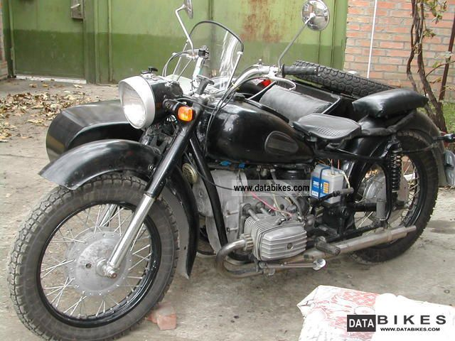 Ural  K650 (Dnepr) 1970 Vintage, Classic and Old Bikes photo