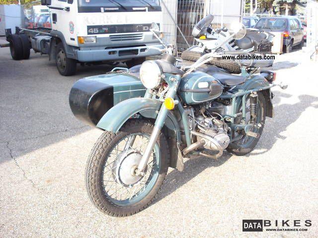 1991 Ural  650 1-hand 1100km original Motorcycle Combination/Sidecar photo