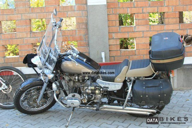 2000 Ural  IMZ Voyager 8123 Motorcycle Chopper/Cruiser photo
