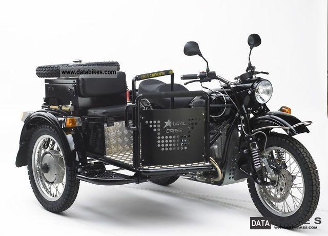 2011 Ural  Cross-team Motorcycle Combination/Sidecar photo