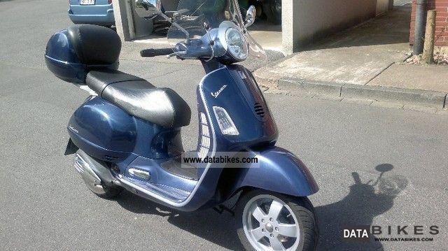 2003 Vespa  GT 200 L Motorcycle Scooter photo