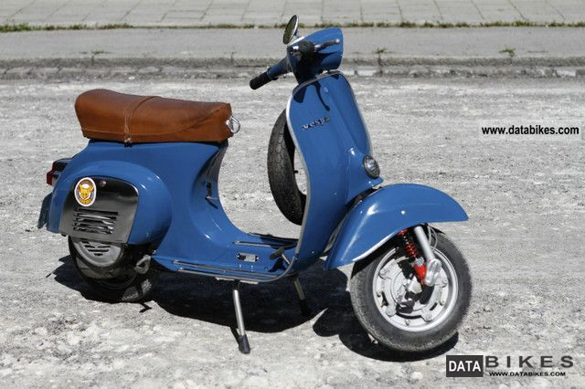 Vespa  125 Primavera 1975 Vintage, Classic and Old Bikes photo