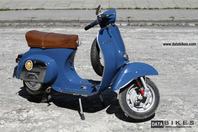 Vespa  125 Primavera 1975 Vintage, Classic and Old Bikes photo