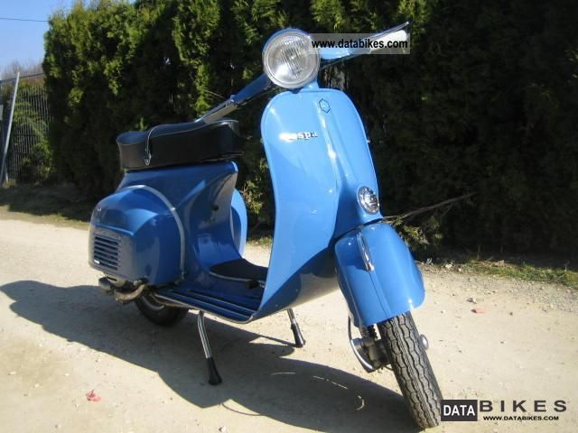 Vespa  gtr 125 1969 Vintage, Classic and Old Bikes photo