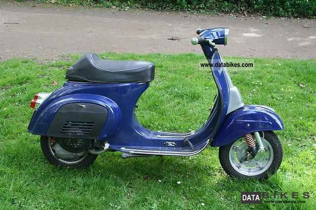Vespa  50 n special 1976 Vintage, Classic and Old Bikes photo