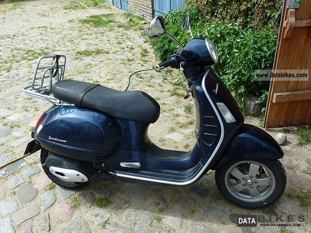2006 vespa gt 125. Black Bedroom Furniture Sets. Home Design Ideas