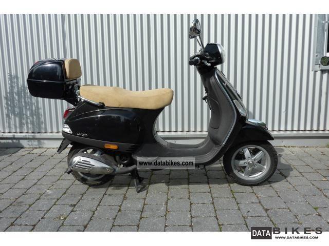 2009 Vespa  LX 50 FL Motorcycle Scooter photo