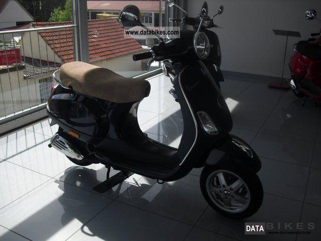 2011 Vespa LX 50 2T Touring FL