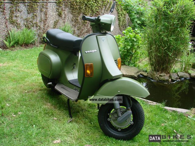 1986 vespa pk 50 xl. Black Bedroom Furniture Sets. Home Design Ideas