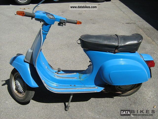 Vespa  50n 1979 Vintage, Classic and Old Bikes photo