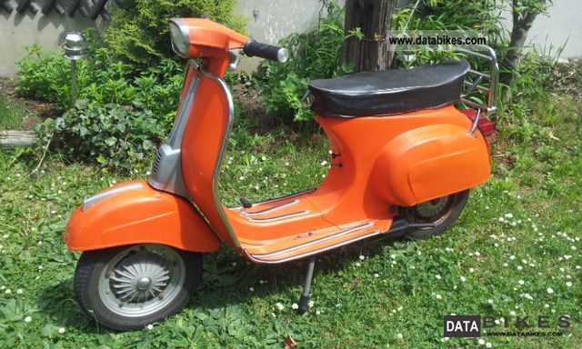 Vespa  50n Special 1974 Vintage, Classic and Old Bikes photo