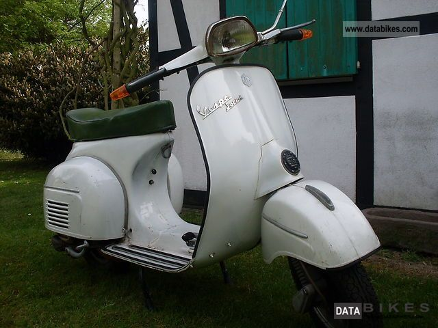 Vespa  Sprint 150 VLB1T 1973 Vintage, Classic and Old Bikes photo