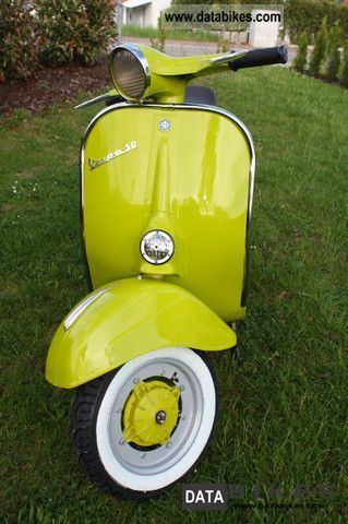 Vespa  V50 R 1973 Vintage, Classic and Old Bikes photo