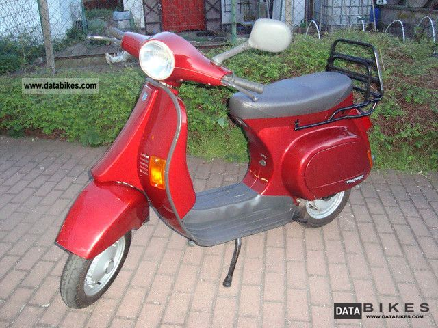 Vespa  PK 50 XL - well maintained - 11000 km - top 1992 Scooter photo