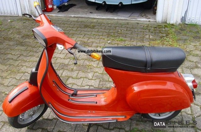Vespa  50 N 1971 Vintage, Classic and Old Bikes photo