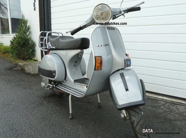 Vespa  P 200 E 1979 Vintage, Classic and Old Bikes photo