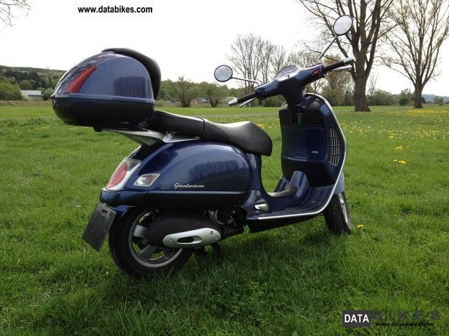 2003 vespa gt 125. Black Bedroom Furniture Sets. Home Design Ideas