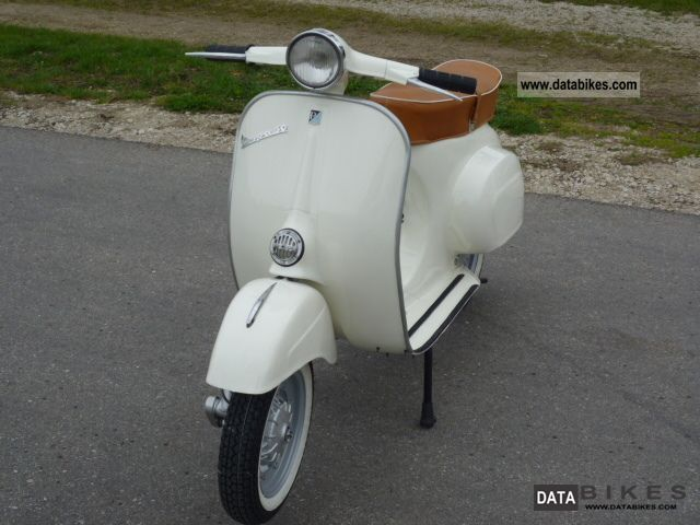 Vespa  50 N 1967 Vintage, Classic and Old Bikes photo