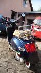 2009 Vespa  GTS 250 ie Motorcycle Scooter photo 2