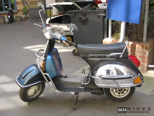 1985 vespa px 200. Black Bedroom Furniture Sets. Home Design Ideas