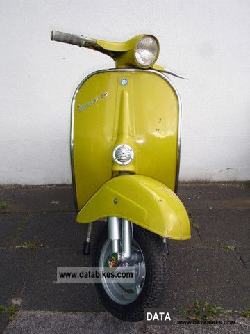 Vespa  50R 1972 Vintage, Classic and Old Bikes photo