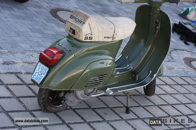 Vespa  Special 1981 Scooter photo