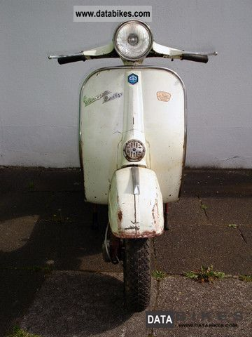 1971 Vespa  Rally 180 Motorcycle Scooter photo