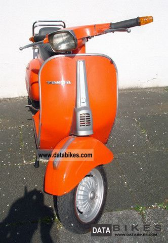 1975 Vespa  50 N. Special Motorcycle Scooter photo