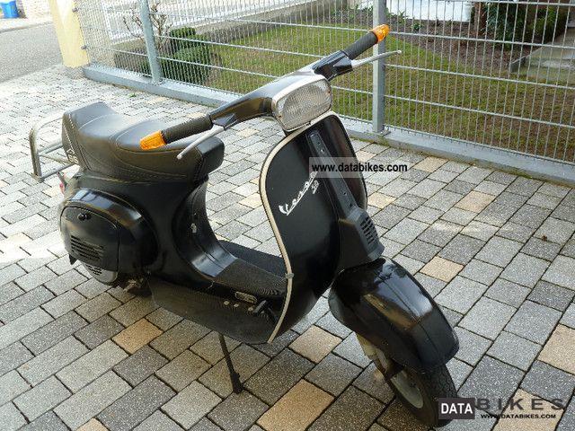 1972 Vespa  50 N Motorcycle Scooter photo