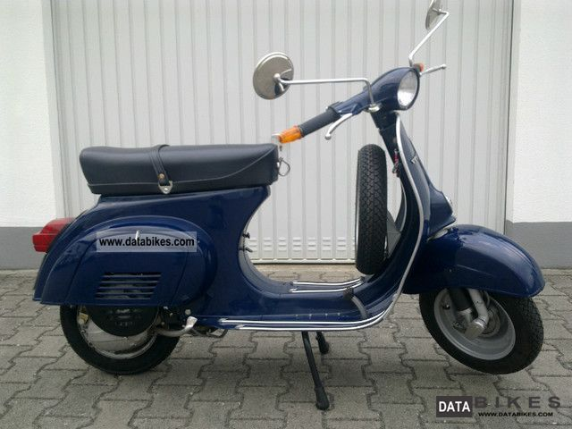 Vespa  50S 1964 Vintage, Classic and Old Bikes photo
