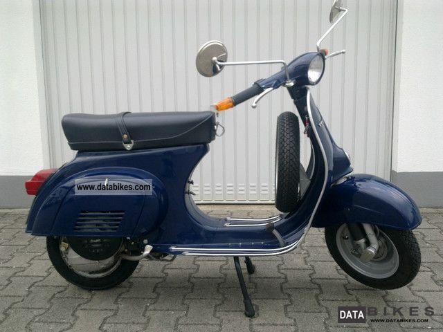 1964 Vespa  50S Motorcycle Scooter photo