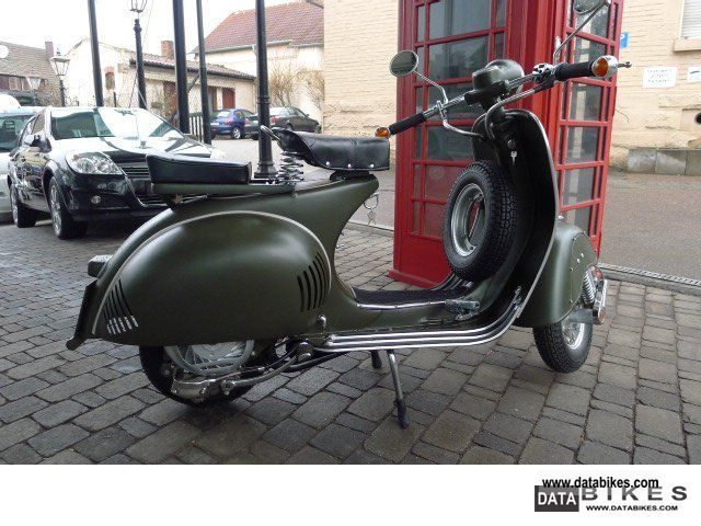 Vespa  VBC in 150 * LOOK * ACMA perf. rest.Traumzust. VAT * 1966 Vintage, Classic and Old Bikes photo