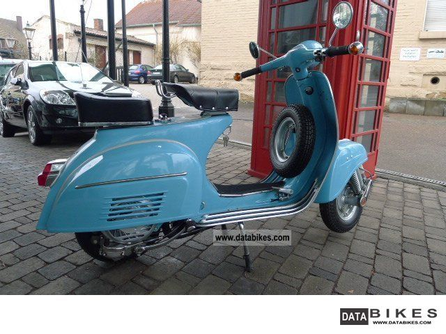 Vespa  VBC Super 150 * rest in perfect. Dream state tax * 1966 Vintage, Classic and Old Bikes photo