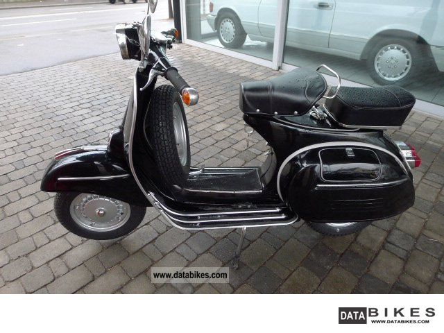 Vespa  VLB Sprint 150 * in * perfectly restaur.Traumzust VAT 1968 Vintage, Classic and Old Bikes photo