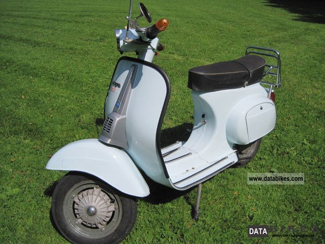 Vespa  50 N with original turn signals and Elektostarter 1976 Vintage, Classic and Old Bikes photo