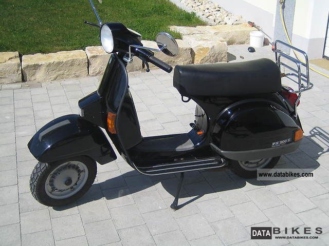 1997 vespa px 200 e gs elestart. Black Bedroom Furniture Sets. Home Design Ideas