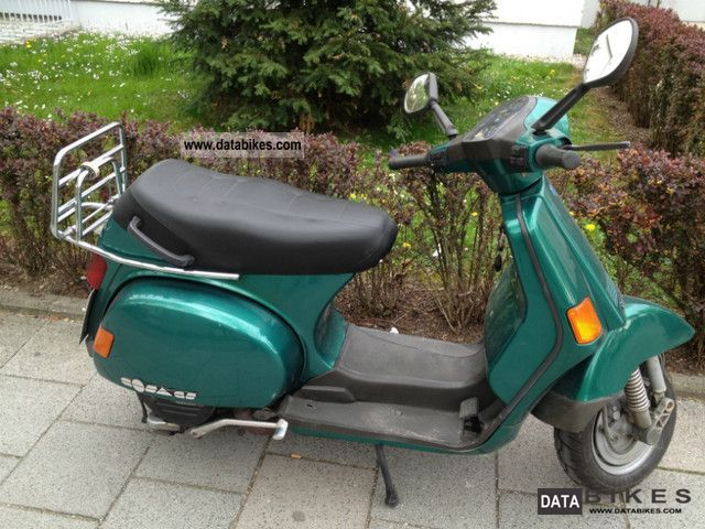 1995 vespa cosa 200 gs. Black Bedroom Furniture Sets. Home Design Ideas