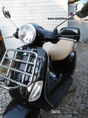 2006 Vespa  LX50 Motorcycle Motor-assisted Bicycle/Small Moped photo