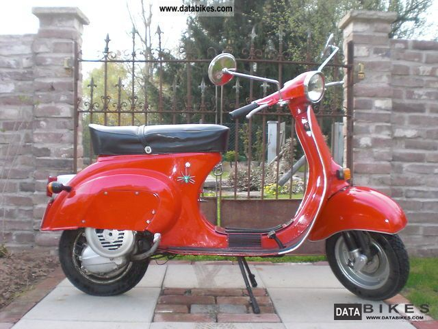 Vespa  Vespa 50 N 1964 Vintage, Classic and Old Bikes photo