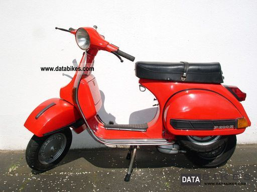 Vespa  PX 200 1979 Vintage, Classic and Old Bikes photo