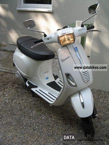 2007 Vespa  S 125 Motorcycle Scooter photo