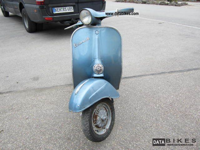1971 Vespa  V 50 / R Motorcycle Scooter photo
