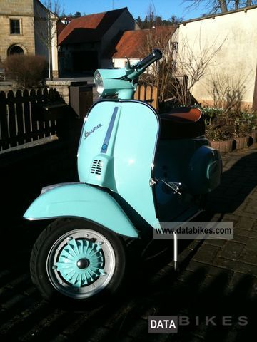 Vespa  50 1977 Vintage, Classic and Old Bikes photo