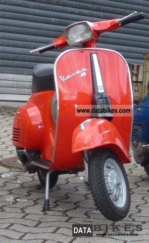 Vespa  Special 1971 Vintage, Classic and Old Bikes photo